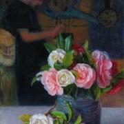080808-camellia-flower-klimt-painting-background