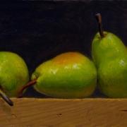 110909-three-pears-7x5