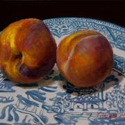 130810-peach-blue-willow-plate