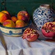 131218-peaches-pomegranate-still-life