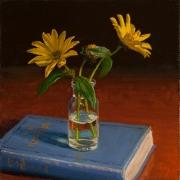 150524-daisy-flower-still-life-daily-painting