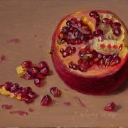 150531-pomegranate-still-life-painting