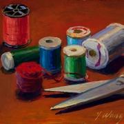 150923-sewing-thread-rolls-scissors-still-life