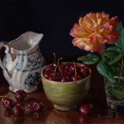 151011-cherries-rose-flower-still-life