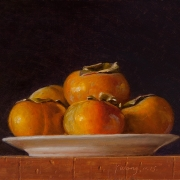 151203-persimmons-in-a-plate