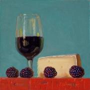 151204-blackberries-cheese-red-wine