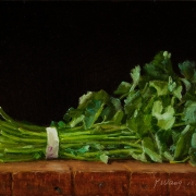 160226-cilantro-vegetable-painting-a-day