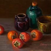 160308-persimmons-still-life-painting
