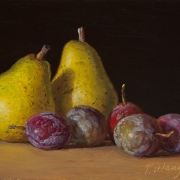 160928-fresh-prunes-and-two-pears