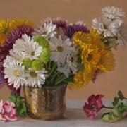161002-daisy-flower-in-a-metal-pot