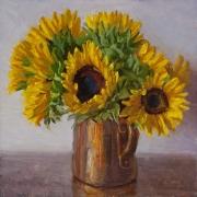 161024-sunflower-in-a-copper-pitcher