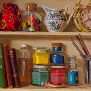 170228-still-life-with-artist-materials-on-shelf
