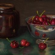 170618-cherries-ceramic-pot
