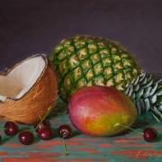 171024-mango-cherries-coconut-pineapple