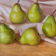 171230-pears-on-a-piece-of-white-cloth