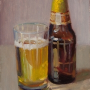 190106-a-cup-of-beer-6x8