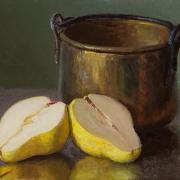 190218-still-life-copper-bucket-pear-halves-8x6