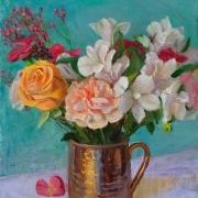190622-flower-in-a-copper-cupr-9x12