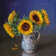 191027-sunflower-still-life-flora-10x10