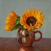 200108-sunflower-in-a-copper-cup-8x8