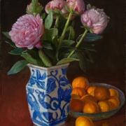 022520-peony-flower-tangerine-11x14