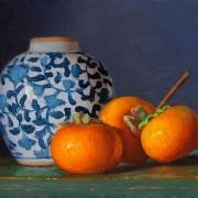 200123-persimmons-oriental-ceramic-pot-10x8