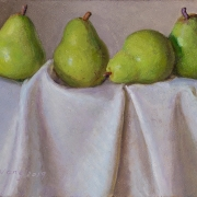 200333-four-pears-12x9