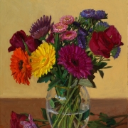 201014-assorted-flower-in-a-vase-11x14