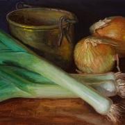 201104-leeks-onions-still-life-12x9