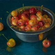 210716-cherries-in-a-metal-bowl-8x6