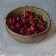 210723-cherries-in-a-bowl-6x6