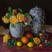 210723-oriental-porcelian-pot-jar-roses-fruit-24x24