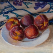 210919-peaches-on-a-plate-8x8