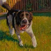 110909-dog-commission-11x14