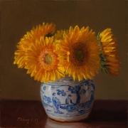 150630-sunflower-in-a-oriental-vase